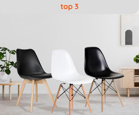 Top 3 Cadeiras Tower & Lulea (Pack's & Individuais)