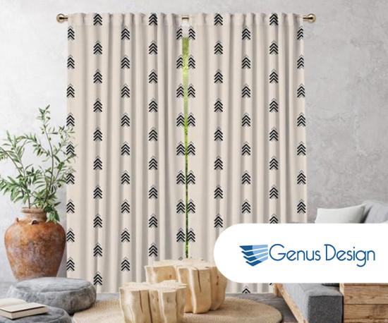 Genus Design - Curtains