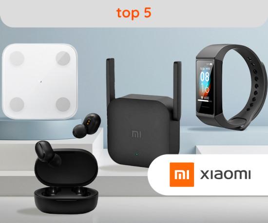 Top 5 Xiaomi!