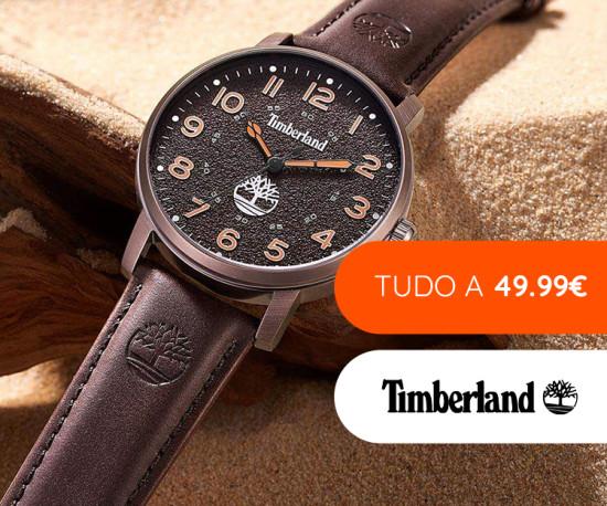 72H Timberland tudo a 49,99
