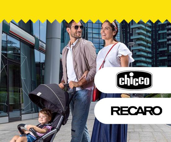 Chicco & Recaro