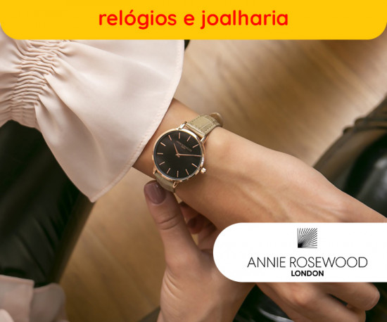 Annie Rosewood Watches & Jewels