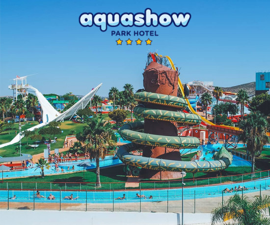 Aquashow - O Parque mais completo de Portugal