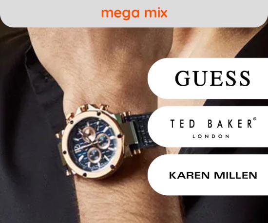 Mega Mix Relógios
