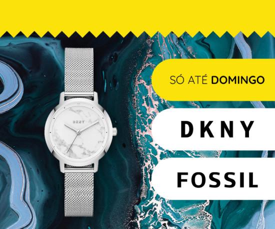 Fossil, Michael Kors, DKNY, Armani, Diesel e Muito Mais