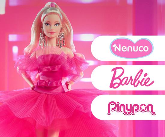 Nenuco Barbie Pinypon