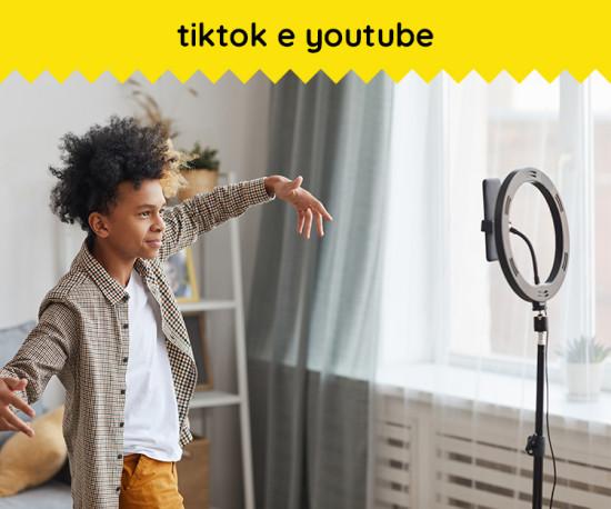 Youtube & Tik-Tok