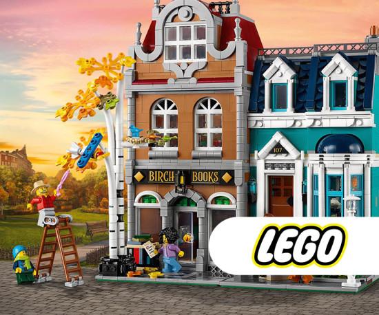 LEGO para toda a Família!