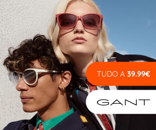 Gant Óculos de Sol Tudo 39,99€