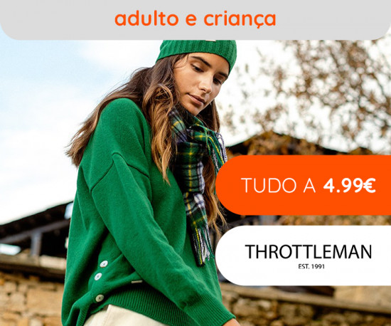 Throttleman Tudo a 4,99€