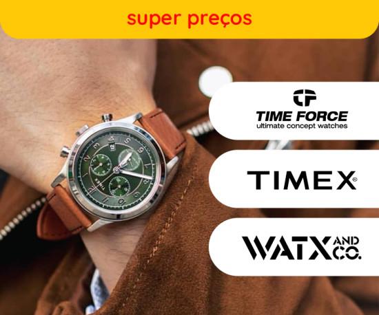 Relógios Super Preços