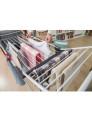 Estendal De Mesa King 20 M, De Aluminio E Aço , Estável E Robusto