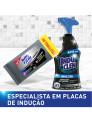 Spray Para Limpeza De Placas De Indução Induclen 750ml