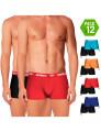 Pack 12 Boxers Umbro Várias Cores Homem