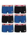 Pack 6 Boxers Umbro Eurocopa Futebol 2021 Italia