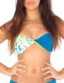 Top Bikini Enamorata cai cai Azul