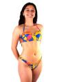 Biquini Salinas Wanda Amarelo