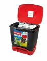 Balde Do Lixo Vileda Ecologic 39 L, Ideal Para Reciclagem