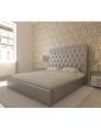 Cama Romantic Prata 190x140