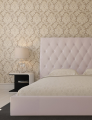 Cama Romantic Branco 190x140