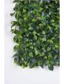 Parede Sintética Verde Alheña 50X50