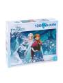 Puzzle Coleção Frozen 1000 Pcs