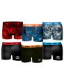 Pack 6 Boxers Umbro Multicoloridos para Homem