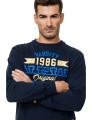 Sweatshirt Emory Azul Marinho