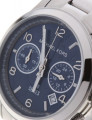 Relógio Michael Kors Hunger Dourado e Prateado e Azul