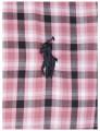 Camisa Ralph Lauren Manga comprida Rosa Homem